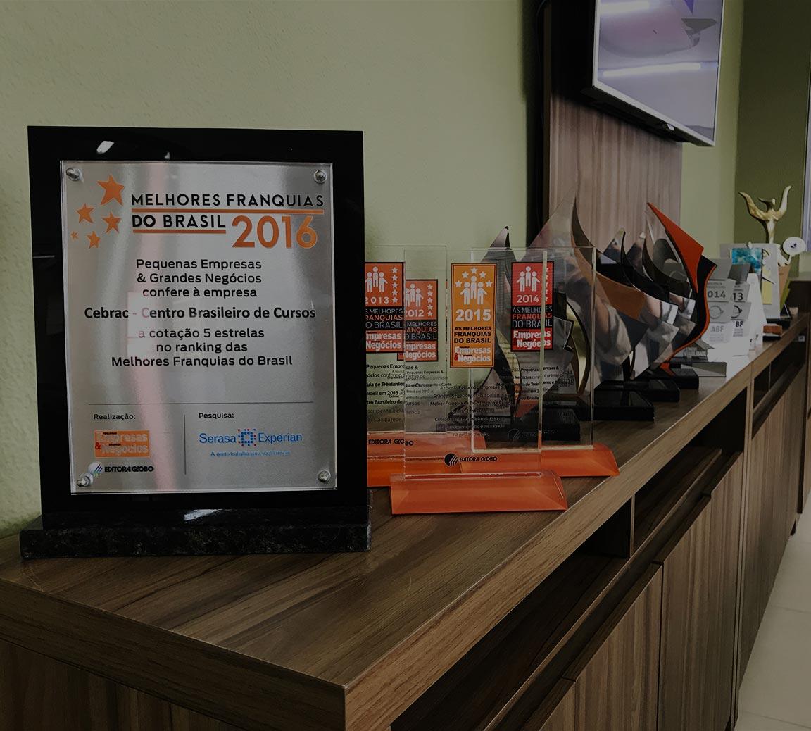 Prêmios Cebrac